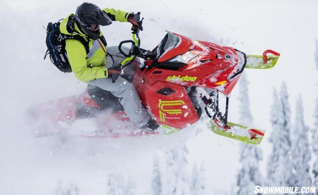 2016 Ski-Doo Freeride Big Air