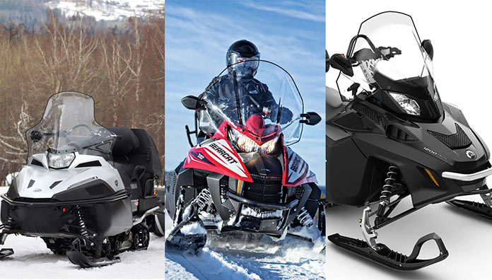 Сравнение «утилитов» 2016 года: Arctic Cat Bearcat 7000 XT, Ski Doo Expedition LE 1200, Yamaha VK Professional II