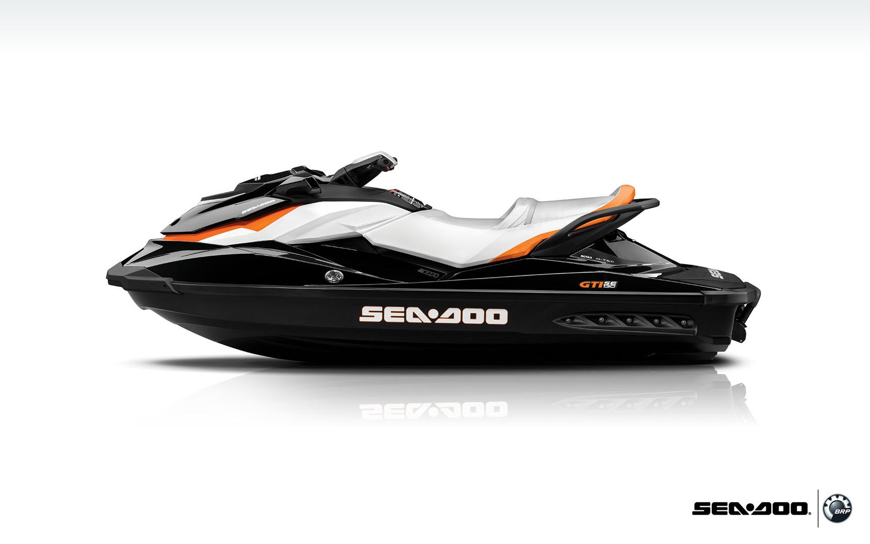 Обзор гидроцикла Sea Doo GTI 130