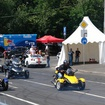 Can-Am Spyder блистали на Moscow City Racing